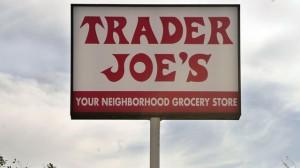 TJ's sign
