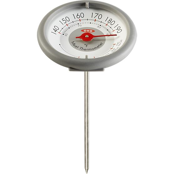 analog meat thermometer