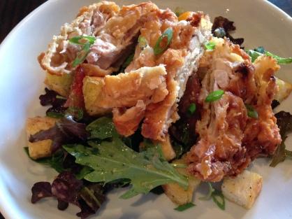 kingfish chickn salad